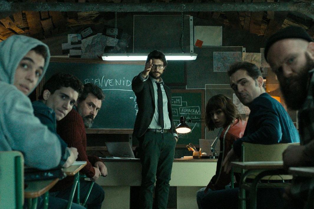 Money Heist, season 3: here is what we know