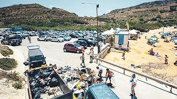 Effett t'effett, part of Baħħ Blu, is taking place following Kawża Effett, an extensive clean-up event organised by ACT targeting Maltese coastal areas and the hinterland.