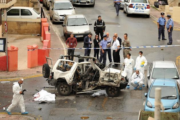 Police mull reopening 2016 Buġibba car bombing case