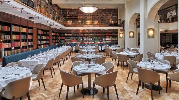 The Cinnamon Club in London