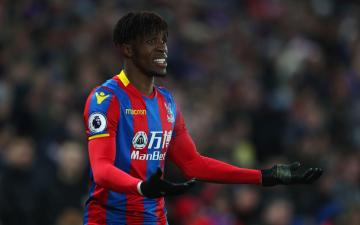 Wilfred Zaha may join Arsenal.