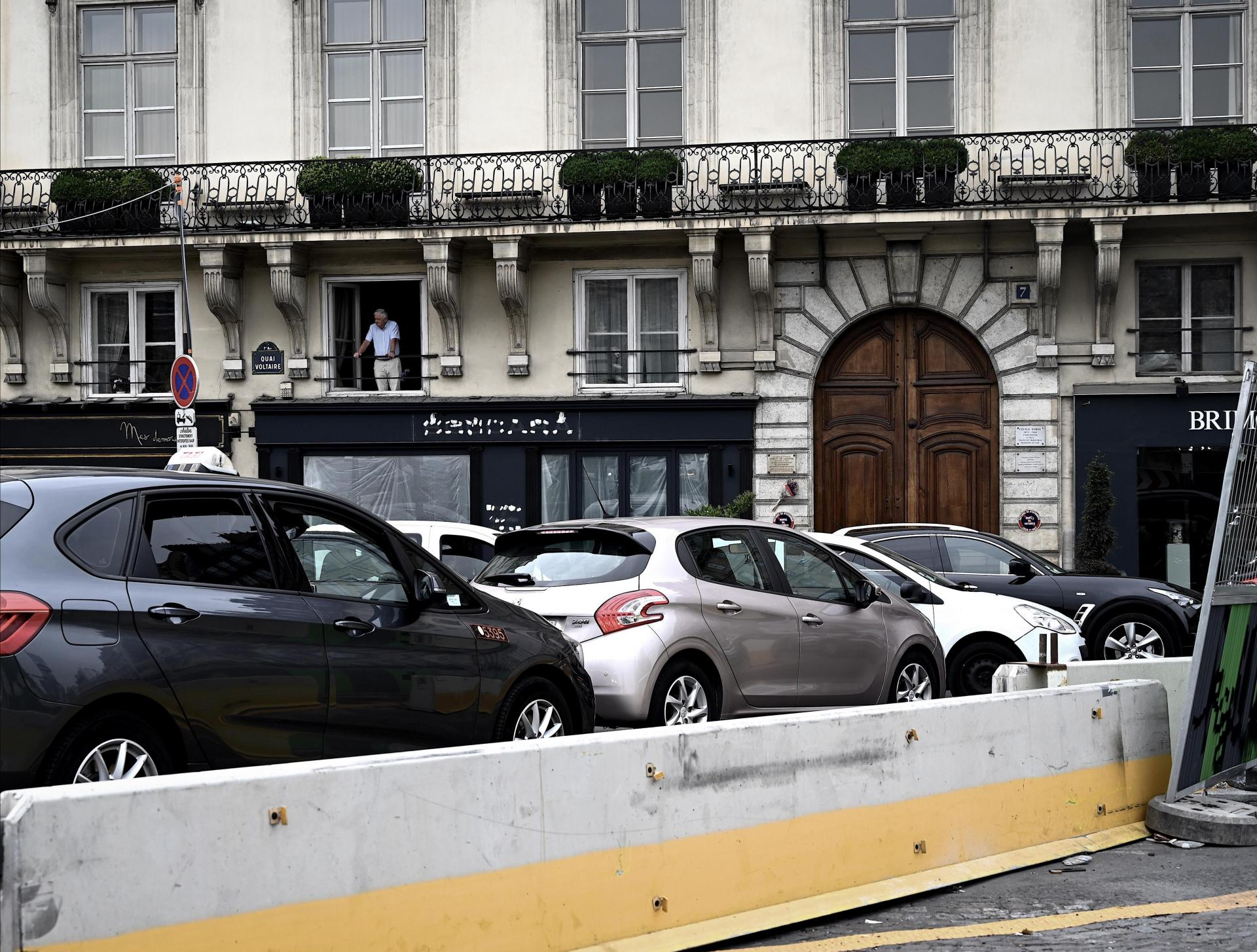 Gridlock has frustrated residents and helped the shift away from cars. Photo: AFP
