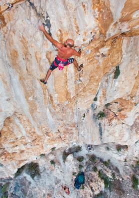 Malta Climbing Association secretary Kenneth Abela.