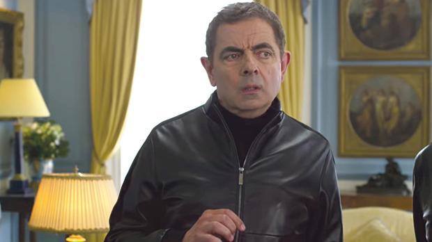 Rowan Atkinson in Johnny English Strikes Again.