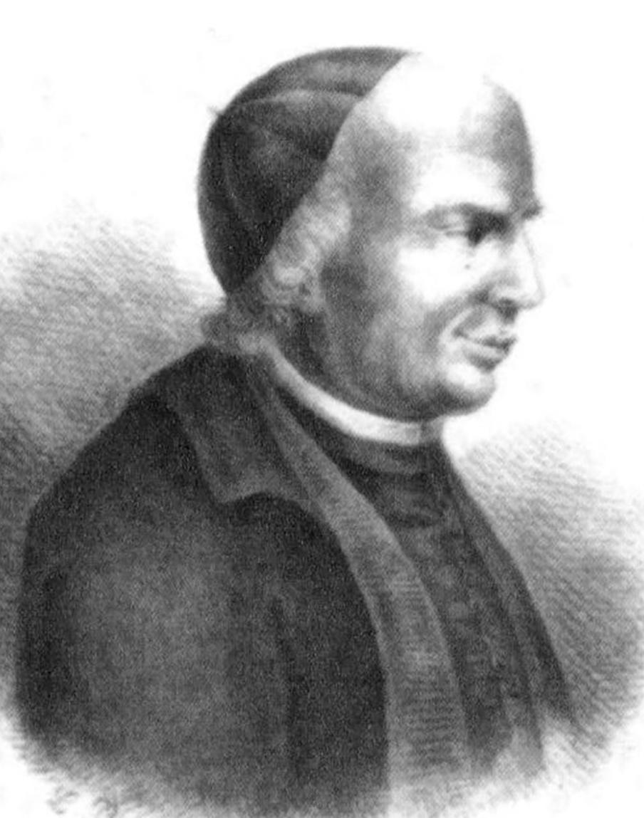 Don Gaetano Mannarino (1733-1814) led the 1775 uprising and was imprisoned for life. He was set free by the French in 1798.