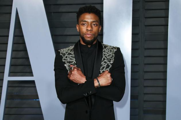 Black Panther Star Chadwick Boseman Dies From Colon Cancer