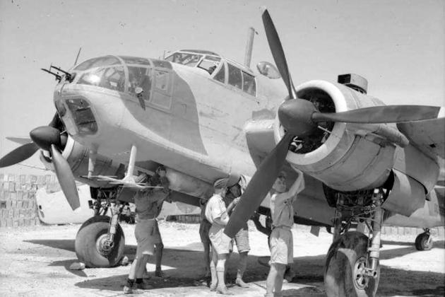 How an Italian plane was hijacked and flown to Malta in 1942