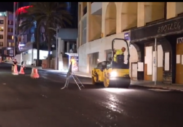 Paceville roadworks completed, council disappointed at lack of notice