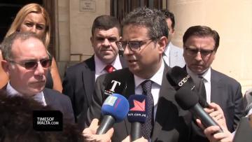 PN leader Delia met contractors to get 'information' on €274m direct order