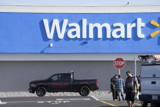 Three dead in Oklahoma Walmart shooting, including gunman