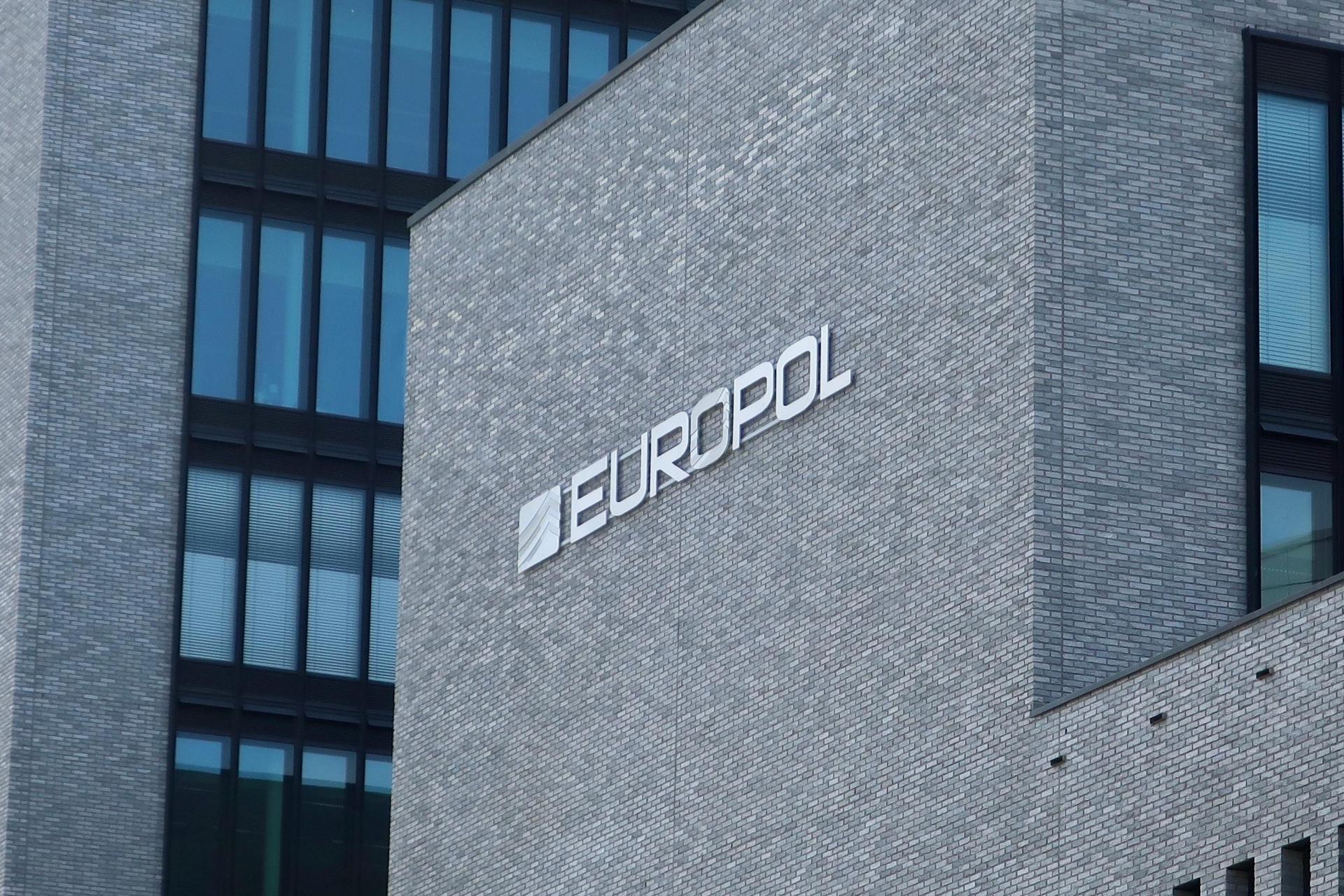 Europol headquarters in The Hague. Photo: Shutterstock