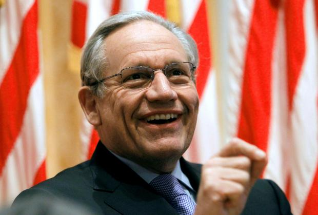Bob Woodward's new book has not been published yet. Photo: Reuters