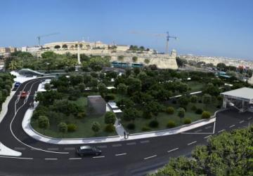 Mepa approves Floriana car park extension and roof garden