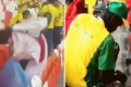 Watch: Japan, Senegal fans clean up stadium litter after their World Cup victories