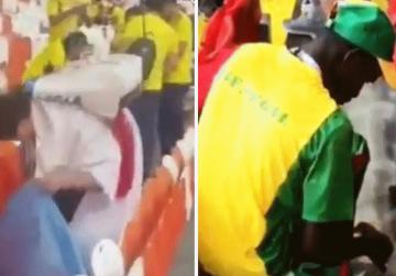 Watch: Japan, Senegal fans clean up stadium litter after their World Cup victories