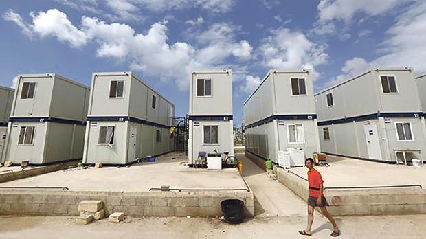 The Ħal Far centre. Photo: Darrin Zammit Lupi