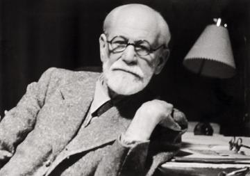 Sigmund Freud fled to the UK to escape Nazi persecution.