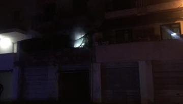 Two rescued from Birkirkara apartment after blaze