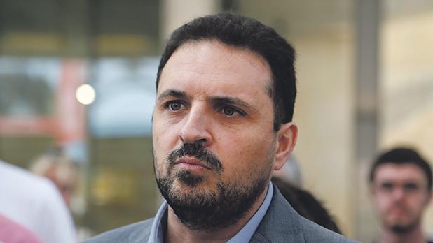 Michael Briguglio is a PN MEP candidate.