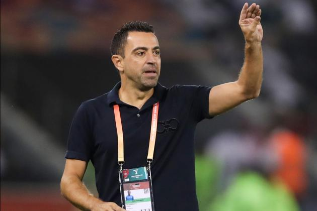 Xavi 'will be manager' of Barcelona one day - club president