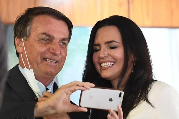 Brazil's Bolsonaro renews attacks on media