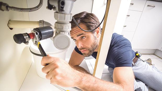 """There is little point in having 500 lawyers graduating a year  if we don't have a single plumber."" Photo: Shutterstock.com"