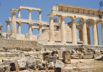 Temple of Afaia