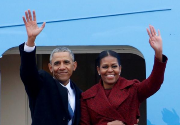 Barack and Michelle Obama to produce content for Netflix