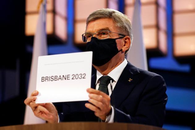 Brisbane to host 2032 Olympic Games: IOC