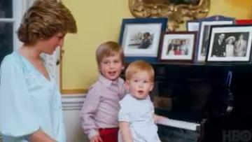 Princess Diana is front page news again