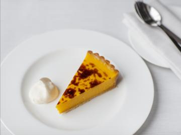 Lemon Tart, by Theo Randall at the InterContinental