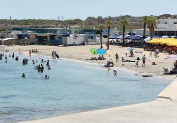 Armier Bay.