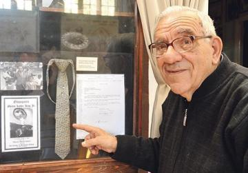 Fr Dionysius Mintoff nominated for peace prize