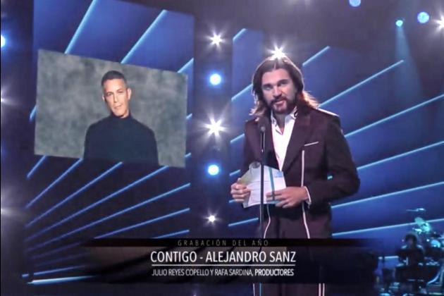 Mexico's Lafourcade wins 'best album' at Latin Grammys