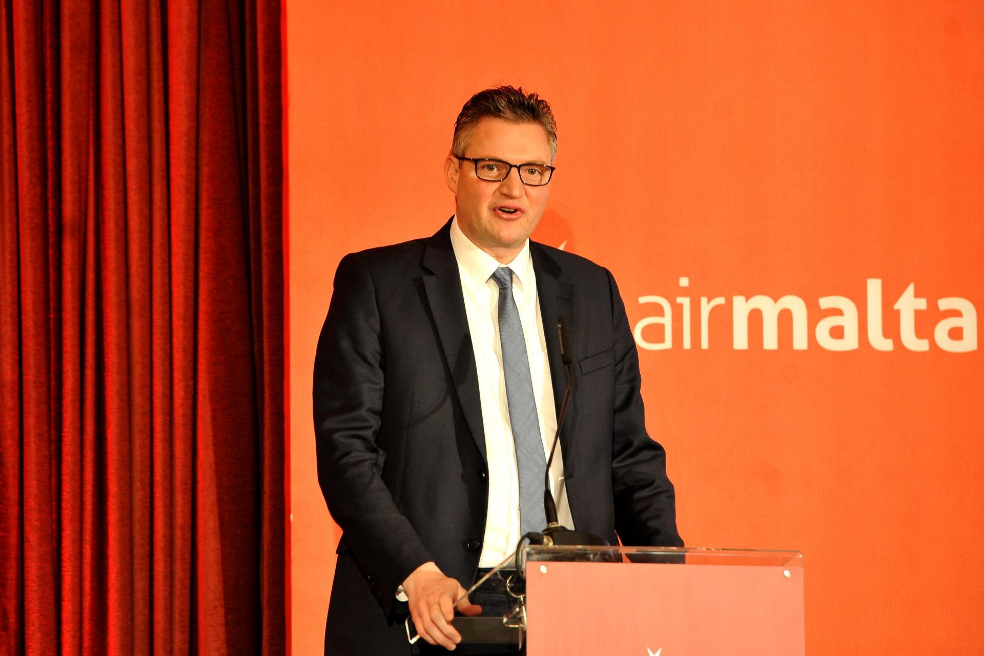 Tourism Minister Konrad Mizzi. Photo: Chris Sant Fournier