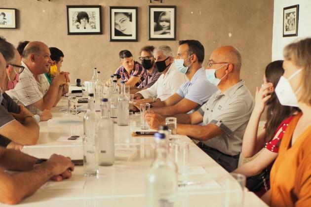 Malta's small parties to merge