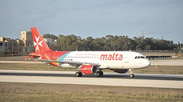 Air Malta needs to review the service it offers its Business Class passengers. Photo: Chris Sant Fournier