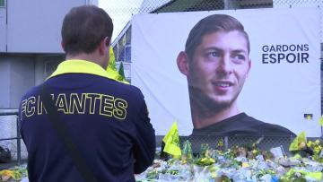Body found in wreckage of footballer Sala's plane