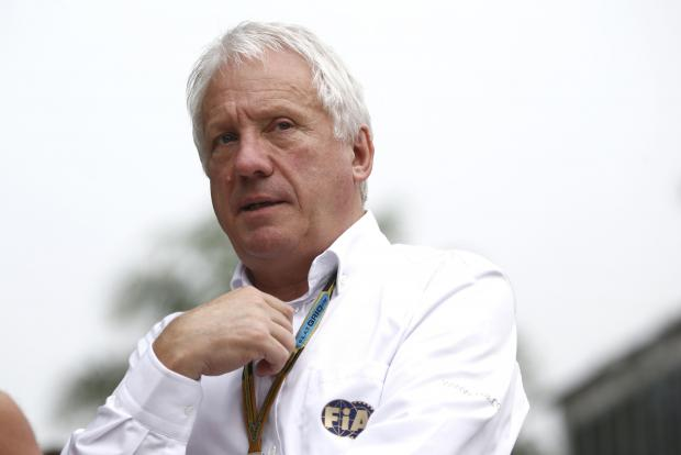 Charlie Whiting passed away suddenly on Thursday, aged 66.