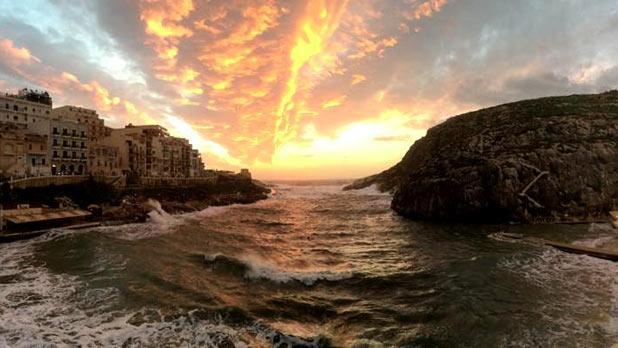 Xlendi Bay. Photo: Monica Farrugia
