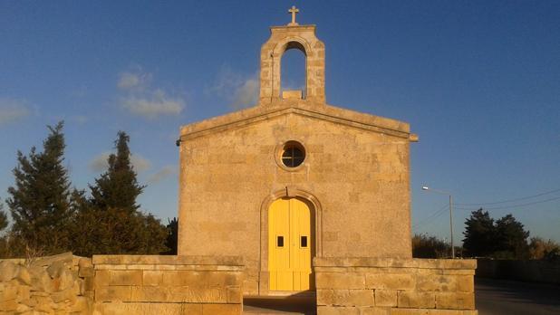 Mosta Chapel. Photo: Patrick Galea