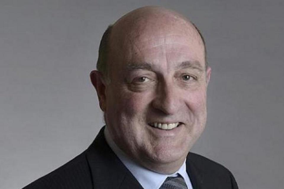 Standards Commissioner George Hyzler.