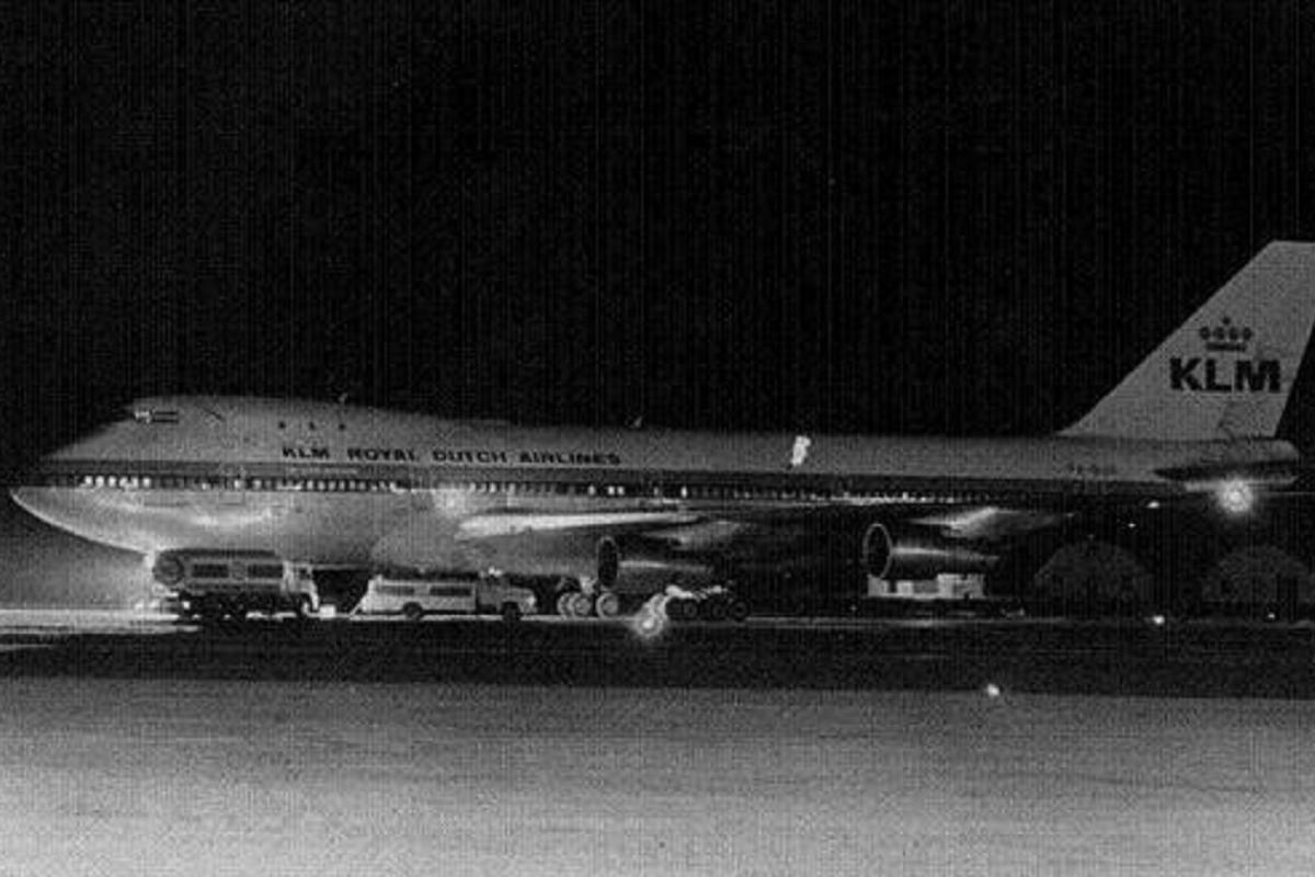 How Mintoff saved Dutch airline KLM from a hijacking disaster