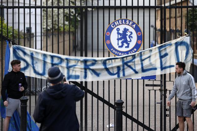 'Cheerio, Cheerio, Cheerio': newspapers bid good riddance to hated Super League