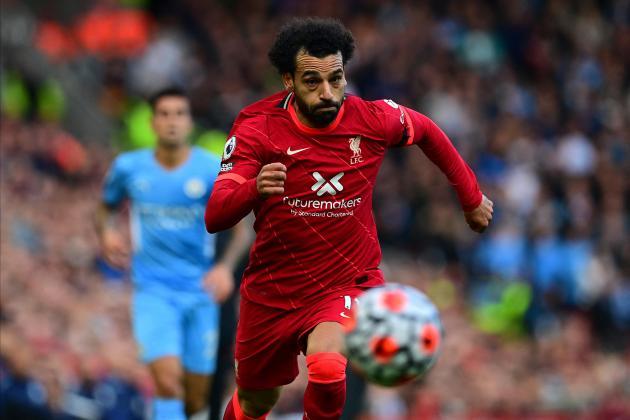 Salah focused on Liverpool success amid contract talk