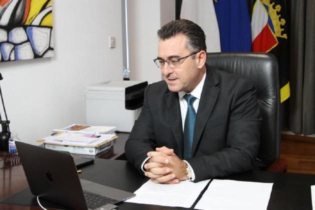 Bernard Grech in first EPP summit