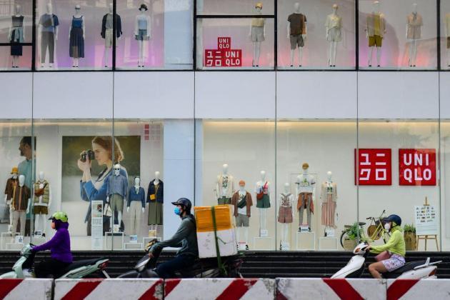 Uniqlo operator Fast Retailing posts record net profit