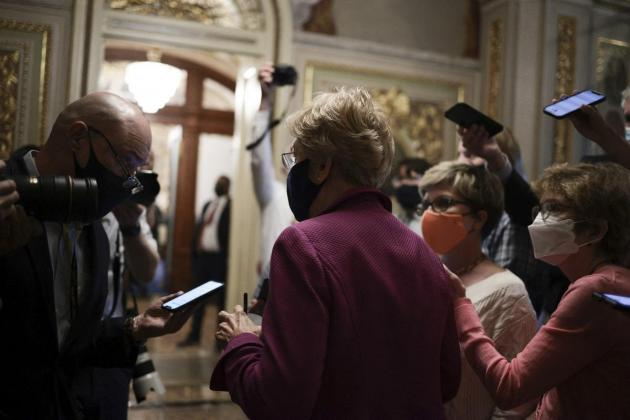 US senators on brink of stop-gap fix to US debt crisis