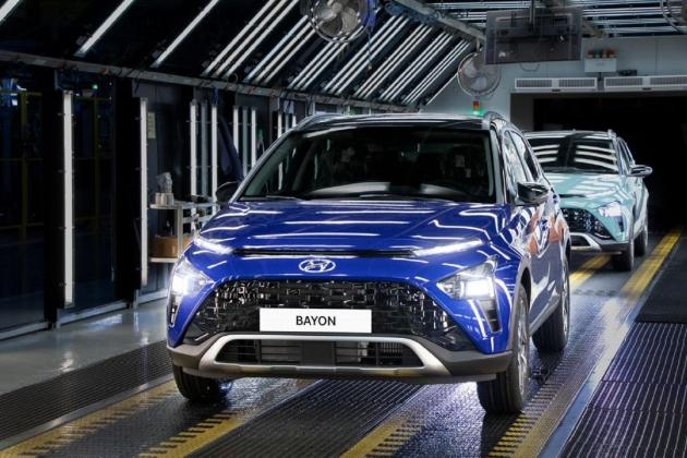 All-new Hyundai Bayon to be launched at Motors Inc