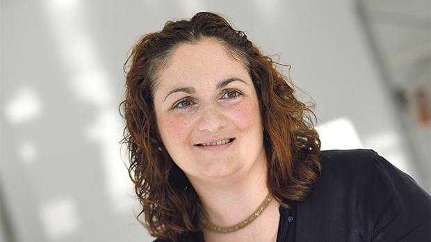 Resident specialist in psychiatry Aloisia Camilleri. Photo: Jonathan Borg